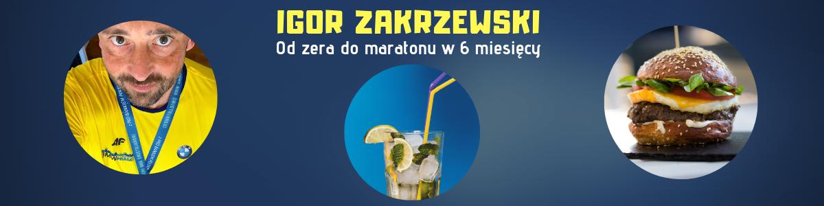 """""""Od zera do maratonu w 6 miesięcy"""""""